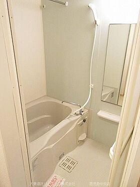 アパート-荒尾市増永 201号室浴室
