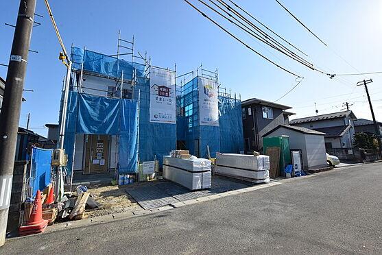 新築一戸建て-名取市植松4丁目 外観