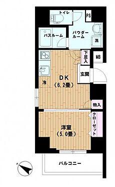 マンション(建物一部)-さいたま市浦和区常盤3丁目 間取り
