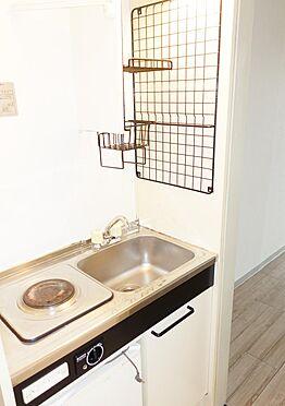 アパート-八王子市大和田町1丁目 トイレ