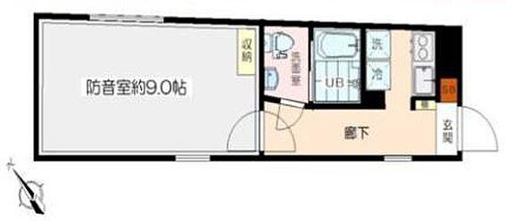 マンション(建物全部)-渋谷区本町3丁目 エムステーション・ライズプランニング