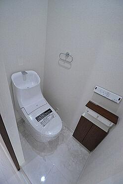 新築一戸建て-昭島市宮沢町2丁目 トイレ