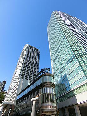 中古マンション-港区白金1丁目 白金タワー(左)とNBFプラチナタワー