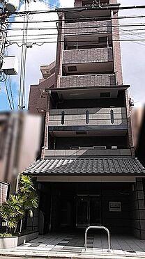 区分マンション-京都市下京区燈籠町 外観