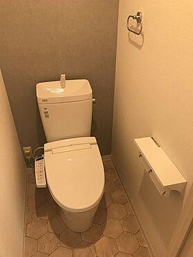 中古マンション-大阪市西区江之子島1丁目 トイレ