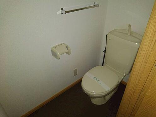 アパート-太田市西新町 トイレ