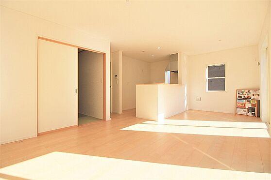 新築一戸建て-仙台市太白区金剛沢2丁目 居間