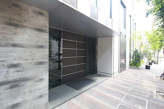 中古マンション-渋谷区松濤2丁目 メインエントランス
