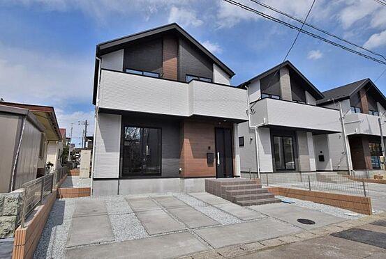 新築一戸建て-多賀城市浮島2丁目 外観