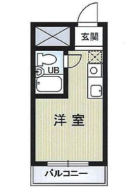 マンション(建物一部)-神戸市中央区雲井通4丁目 使い勝手の良いワンルーム。