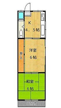マンション(建物一部)-大阪市平野区長吉川辺1丁目 使い勝手の良い間取り
