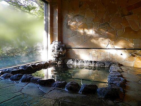 リゾートマンション-熱海市伊豆山 マンション自慢の温泉大浴場