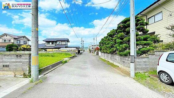 戸建賃貸-柴田郡柴田町槻木白幡3丁目 外観