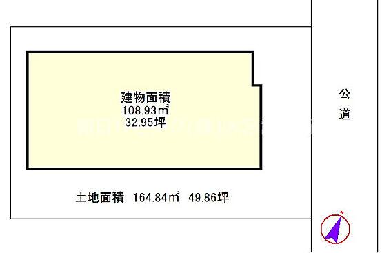 戸建賃貸-さいたま市見沼区春岡2丁目 区画図