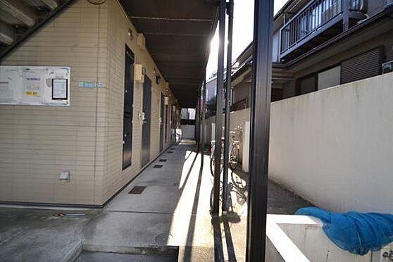 アパート-江戸川区篠崎町4丁目 エントランス