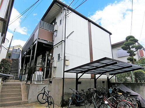 アパート-中野区若宮2丁目 2沿線3駅利用可能な立地、JR線「高円寺」駅も徒歩圏内。