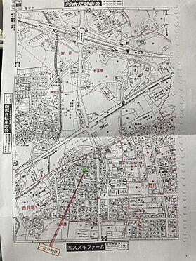 アパート-磐田市西貝塚 地域と物件所在地