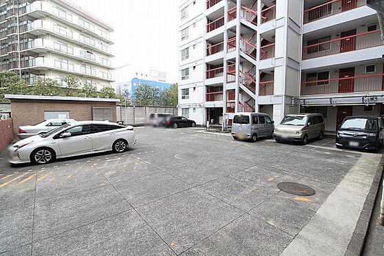 中古マンション-調布市多摩川5丁目 駐車場