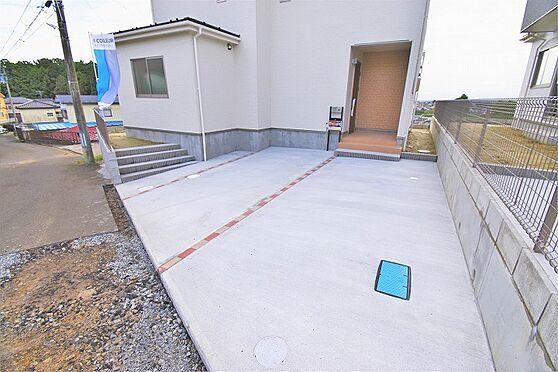 新築一戸建て-塩竈市泉沢町 駐車場