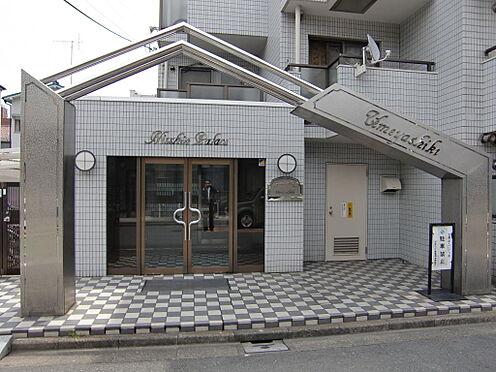 マンション(建物一部)-大田区大森中2丁目 エントランスの様子です