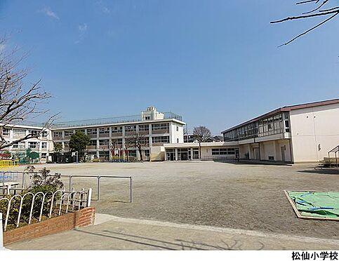マンション(建物全部)-大田区北嶺町 松仙小学校
