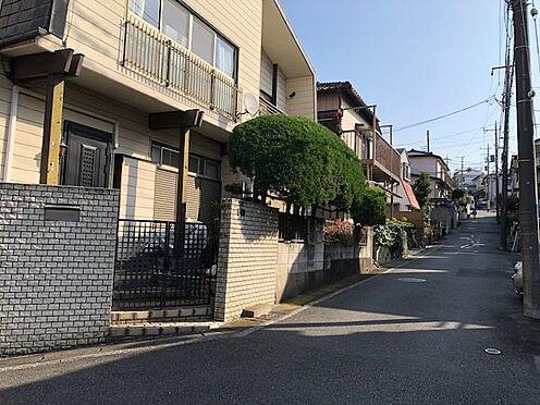 土地-横浜市旭区東希望が丘 南側公道 静かな住宅街です!