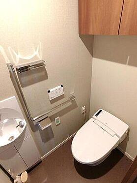 中古マンション-藤沢市湘南台1丁目 トイレ