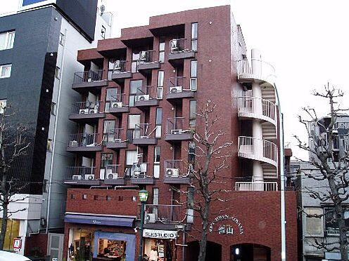 区分マンション-渋谷区神宮前3丁目 ソフトタウン青山・ライズプランニング