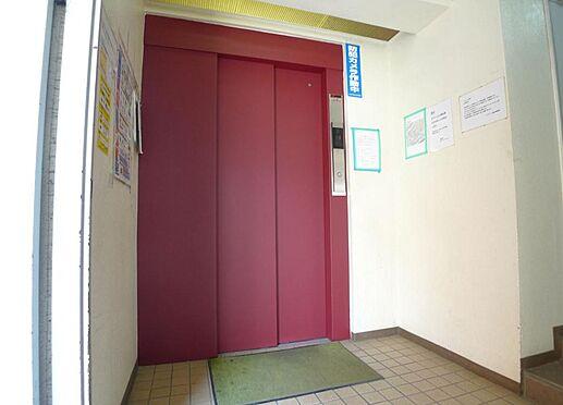 マンション(建物一部)-横浜市西区平沼1丁目 共用部 エレベーター
