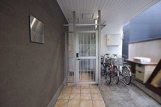 マンション(建物全部)-板橋区前野町4丁目 1階駐輪場・駐車場