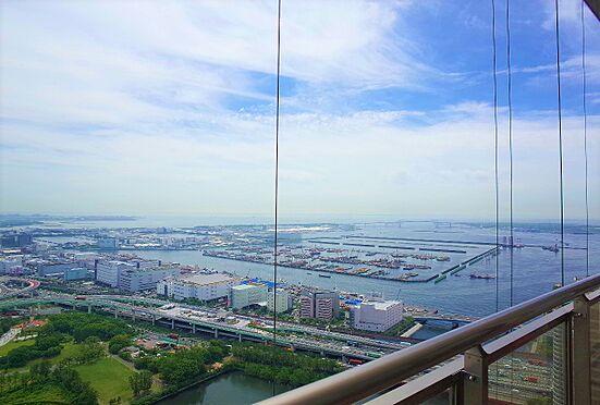中古マンション-江東区東雲1丁目 49階部分につき眺望良好