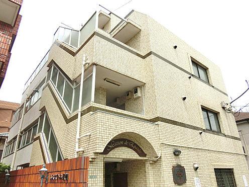 マンション(建物一部)-世田谷区弦巻4丁目 タイル貼りの外観
