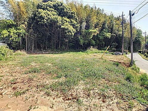 土地-額田郡幸田町大字深溝字仲馬乗 422平方メートルは山林の為、建築不可です。