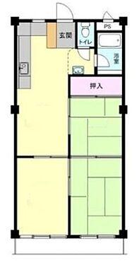 マンション(建物一部)-大阪市住吉区住吉1丁目 シンプルな3DK