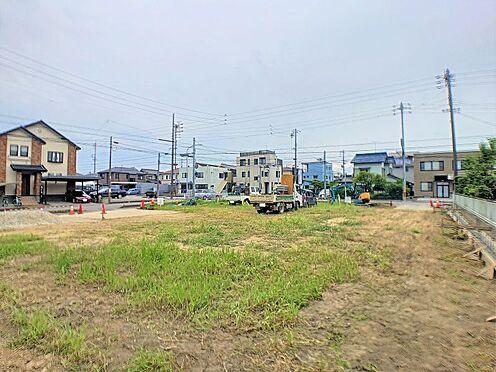 土地-西尾市戸ケ崎4丁目 建築条件付物件