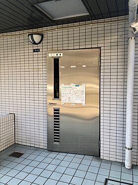 中古マンション-渋谷区幡ヶ谷3丁目 ゴミ置き場