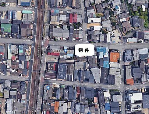 アパート-大阪市東住吉区湯里4丁目 外観