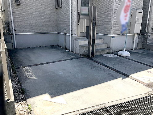 中古一戸建て-神戸市垂水区神陵台9丁目 駐車場