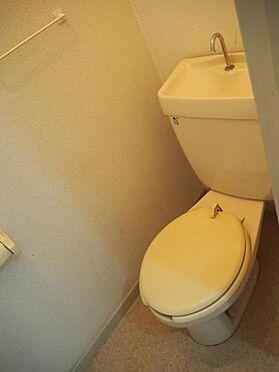 アパート-春日部市八丁目 トイレ