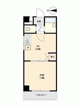 マンション(建物一部)-名古屋市北区萩野通2丁目 間取り