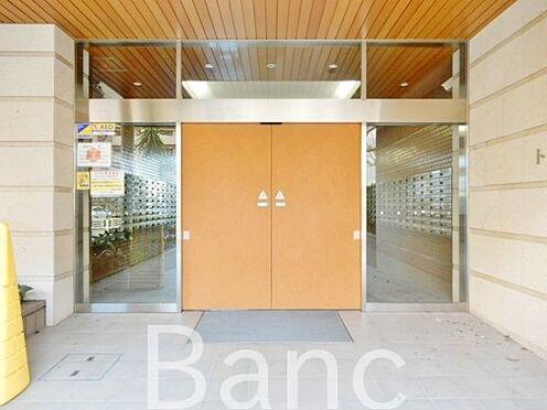中古マンション-江東区辰巳1丁目 綺麗に管理されたエントランスです。