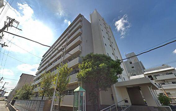 マンション(建物一部)-大阪市東住吉区今林4丁目 外観