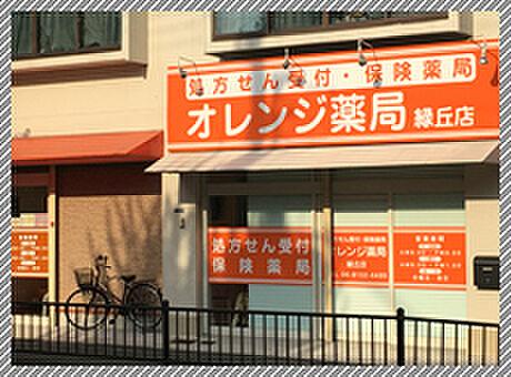 店舗事務所(建物全部)-豊中市緑丘4丁目 オレンジ薬局緑丘店 約550m 徒歩7分