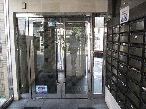 中古マンション-大阪市東成区東中本2丁目 メールボックスがあります