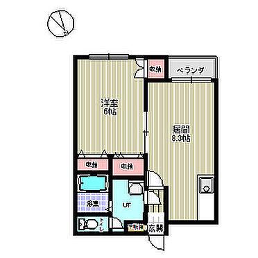 マンション(建物全部)-札幌市中央区南七条西17丁目 2号室タイプ