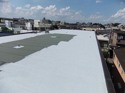 マンション(建物全部)-葛飾区小菅2丁目 令和2年屋上防水工事実施