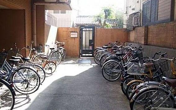 マンション(建物一部)-京都市下京区屋形町 駐輪スペース有り