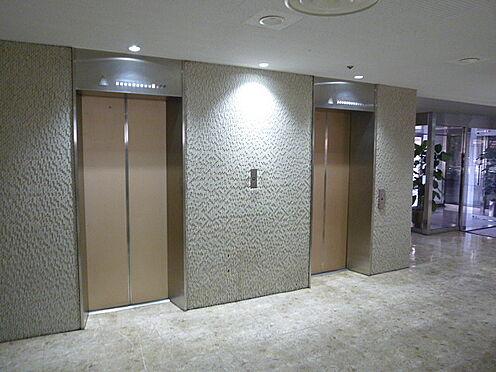 マンション(建物一部)-大阪市福島区福島2丁目 エレベータ―が2基あるから忙しい時間帯も安心