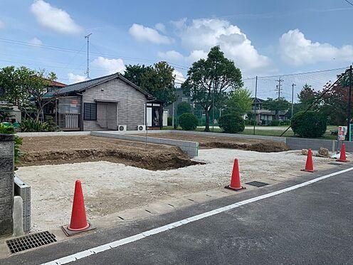 新築一戸建て-豊田市畝部東町川田 前面公道南東側幅員約6.0m