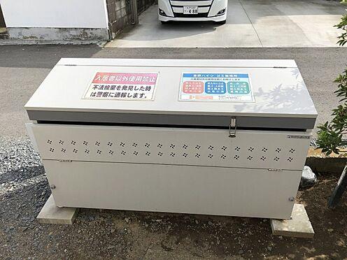 アパート-水戸市東野町 設備